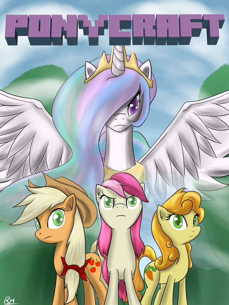 Ponycraft by Reikomuffin