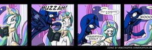 Pony Shorts - Huzzah
