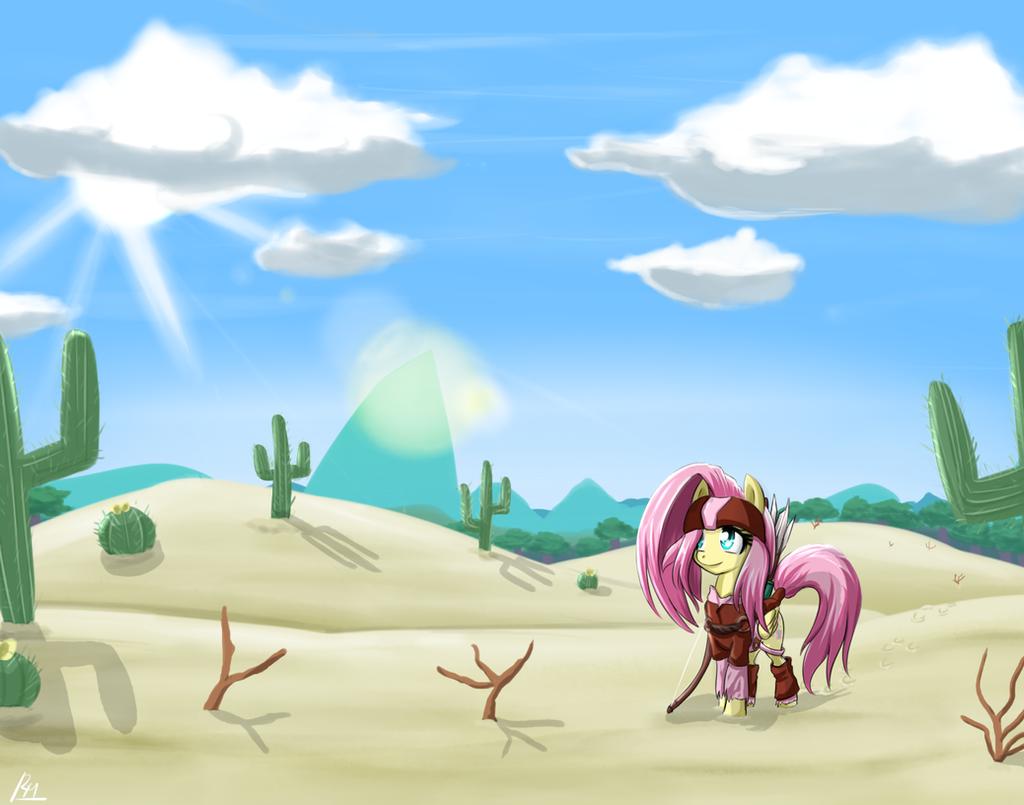 Adventureshy by Reikomuffin