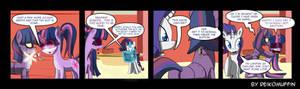 Pony Shorts - Robot