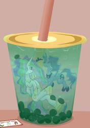 Bubble Minty