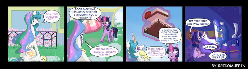 Pony Shorts : Dream Cake