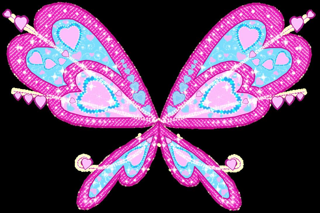 Крылья винкс для девочки