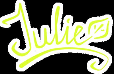 Julie's logo