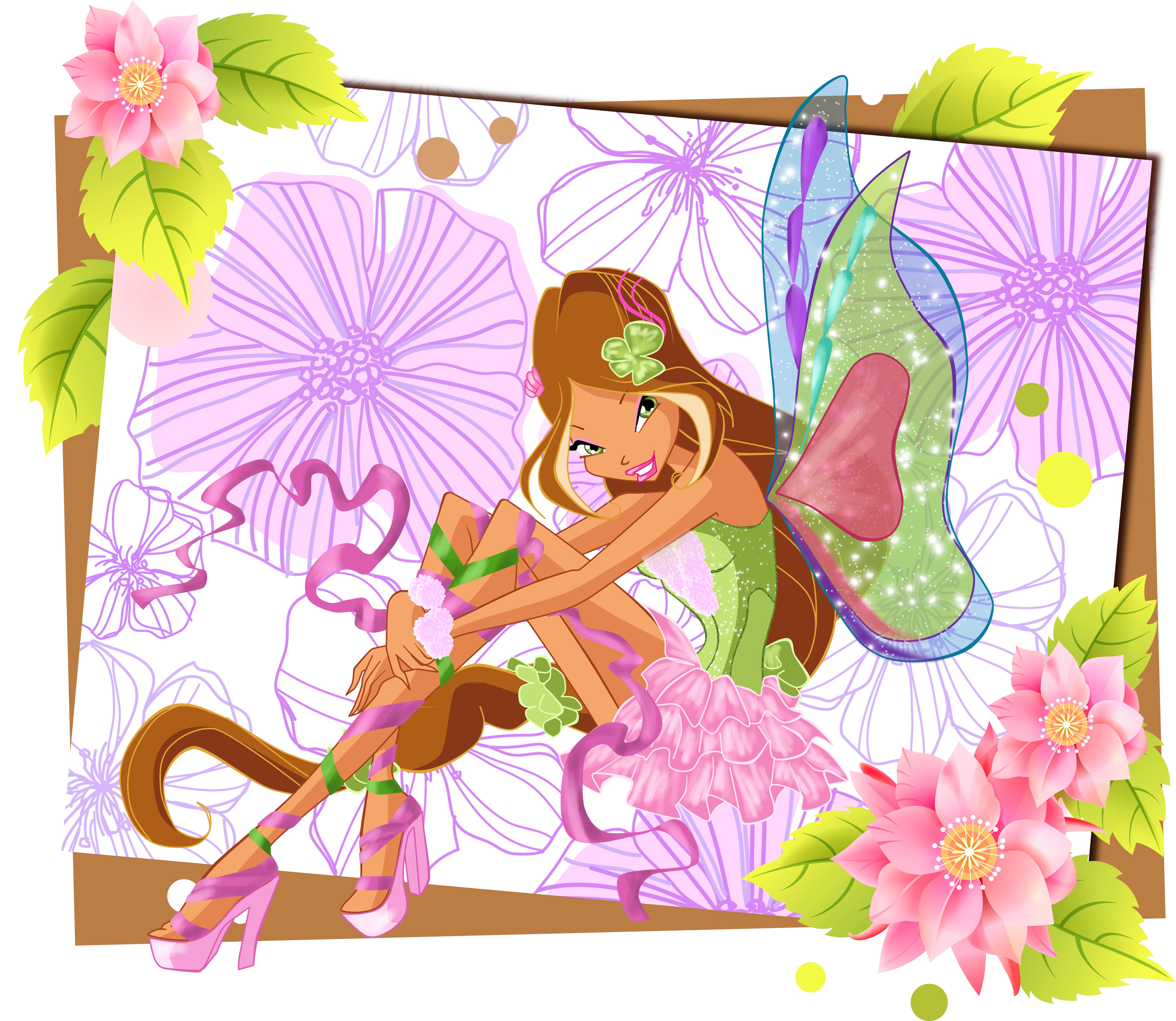 Flora Sirenix official picture by werunchick