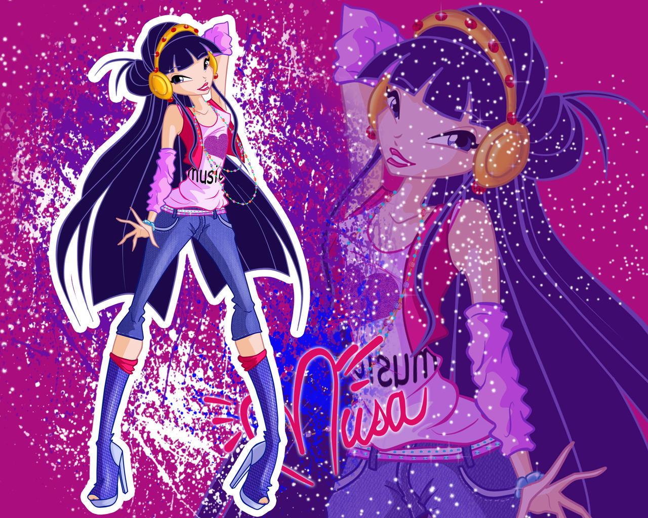 Winx Musa Season 5   www.pixshark.com - Images Galleries ...