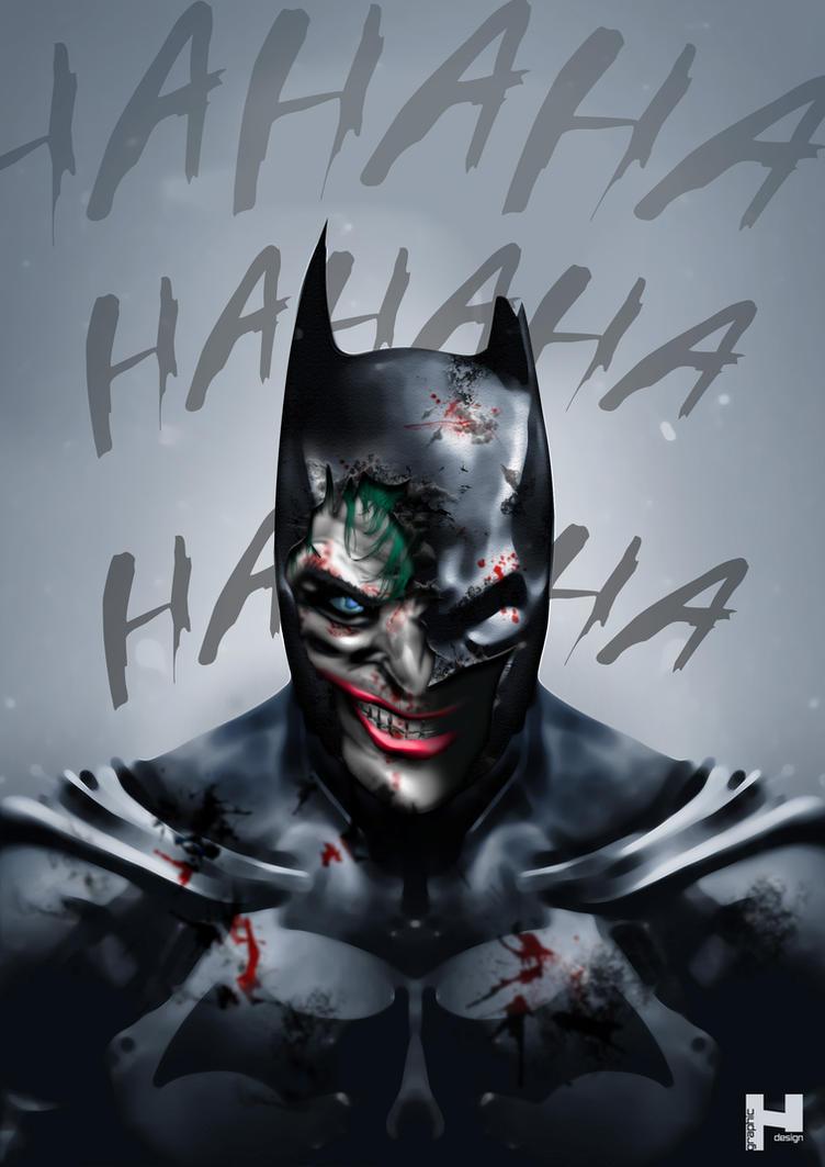 Joker just killed Batman by dmavromatis