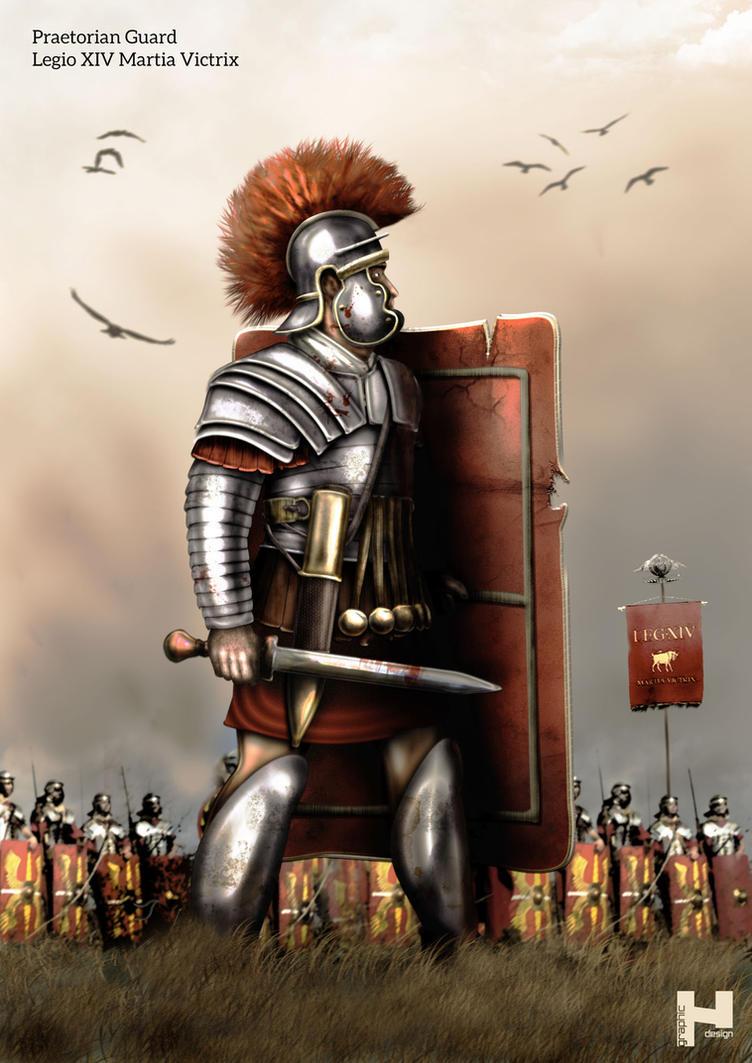Praetorian guard by dmavromatis