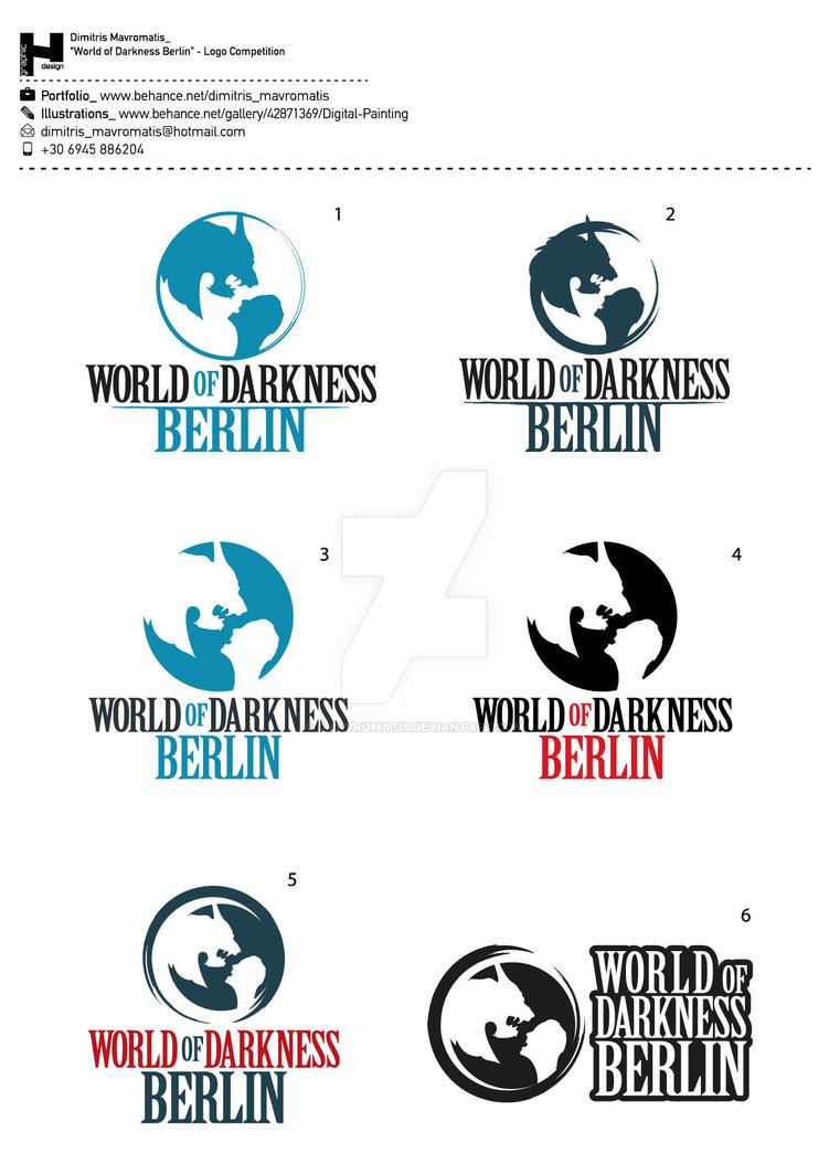 World of Darkness Berlin Logo by dmavromatis