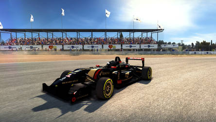 Lotus F1 Team Livery for Dallara F312 by NG-yopyop