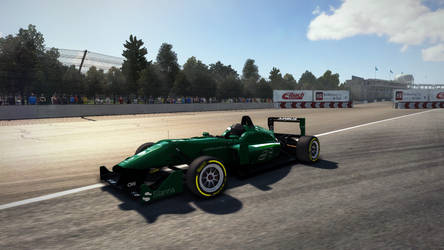 Caterham F1 Team Livery for Dallara F312 by NG-yopyop