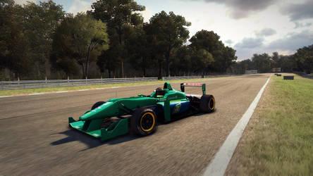 Jordan Grand Prix Livery for Dallara F312 by NG-yopyop