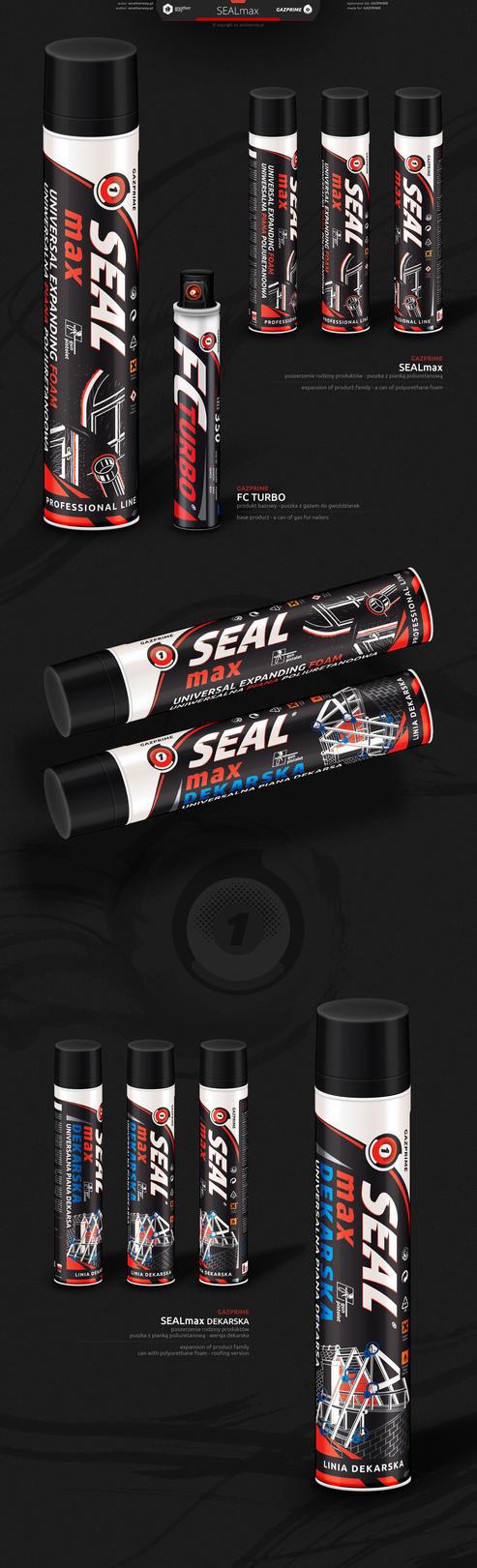SEALmax for Gazprime by KonaRos