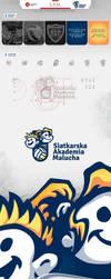 Volleyball Children Academy -Logo, website, poster by KonaRos