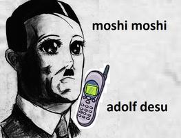 moshi moshi by LuffyPirateKingg
