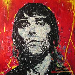 Ian Brown by racco