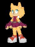 Un-named Sonic OC