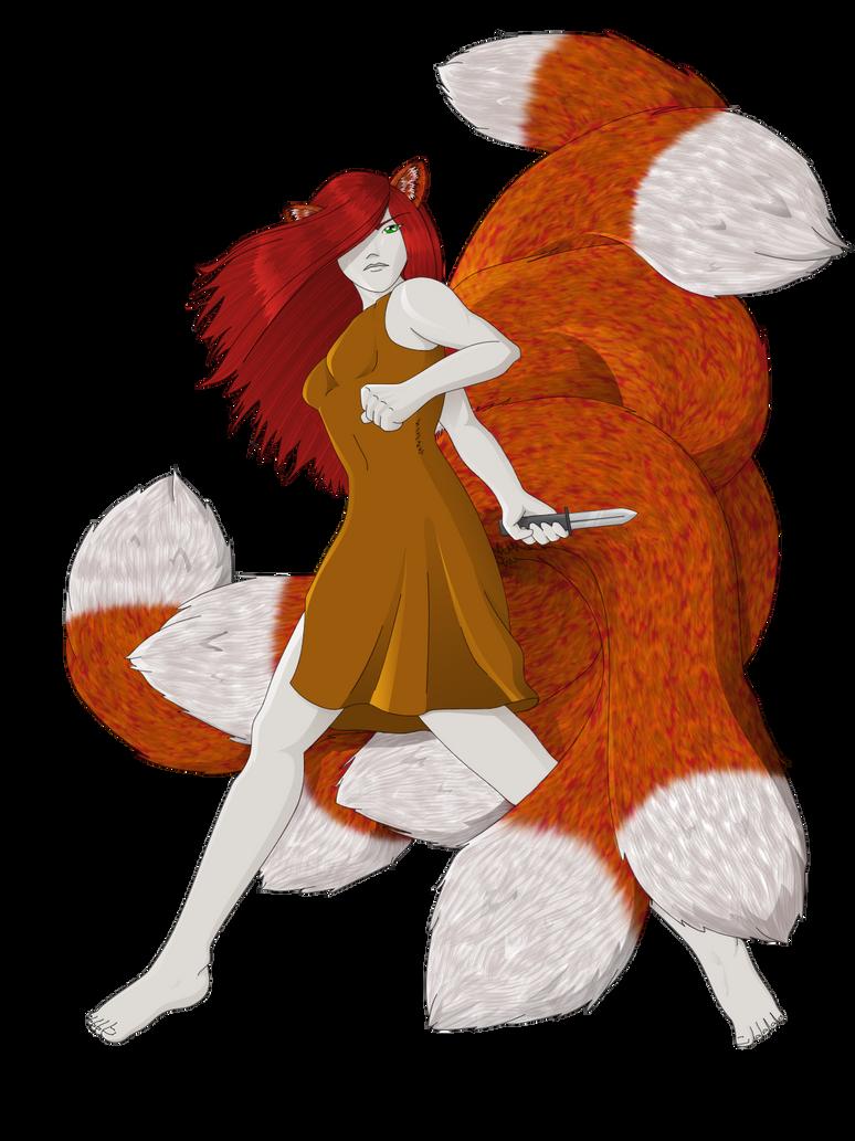 Natasha, aka Fluffy by TKVonMerrik
