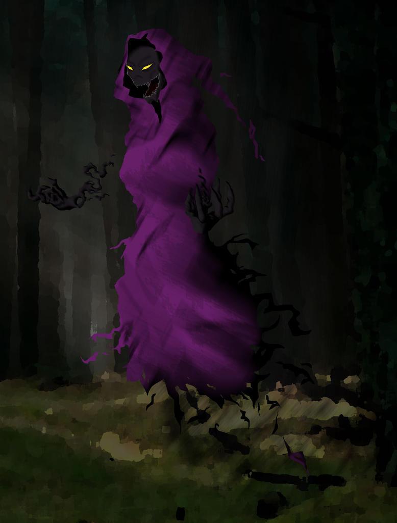 Scary Feghost by TKVonMerrik