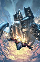 Ramjet Spotlight cover by kieranoats