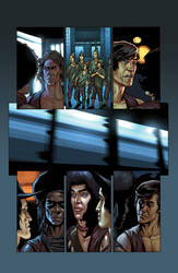 The Warriors Issue 1 page 3
