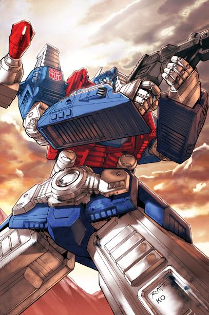 Transformers SPOTLIGHT cover