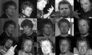 My 'active' face by kieranoats
