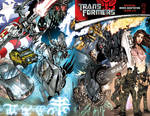 Transformers movie cover 2