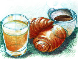 Croissant by Arkanth