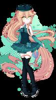 Sakura Amane Chibi- Oficial