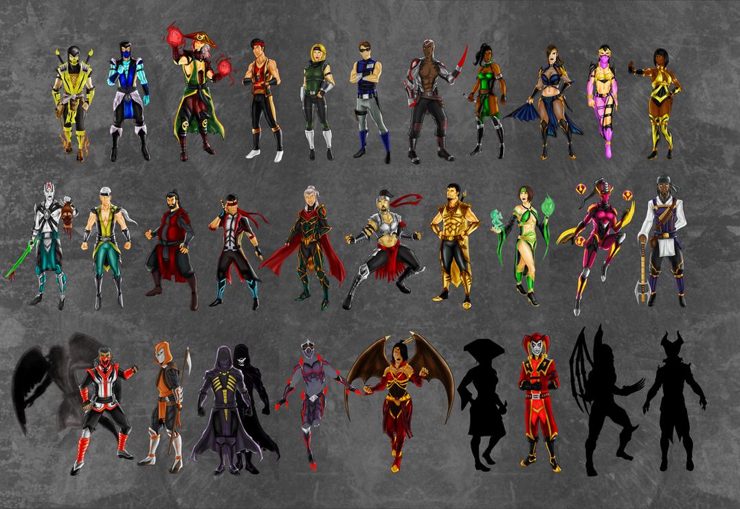 Mortal Kombat 8