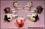 Ice Cream Scoop Rings