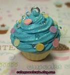 102010 Custom Scented Cupcake