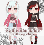 RAFFLE - win a free adoptable! [closed] by x-evil-adoptables-x