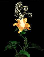 Tangled Magic Flower