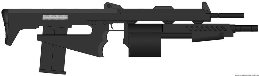 XAR308 remake by Northern-Dash