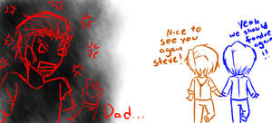 Dad.... by american-pants