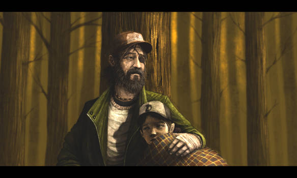 Kenny and Clementine