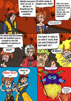 Dragon Quest VIII -spoiler- by PharoahArch