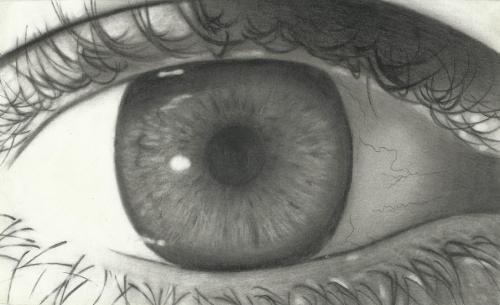 Eye (Old Drawing) by LohranRocha