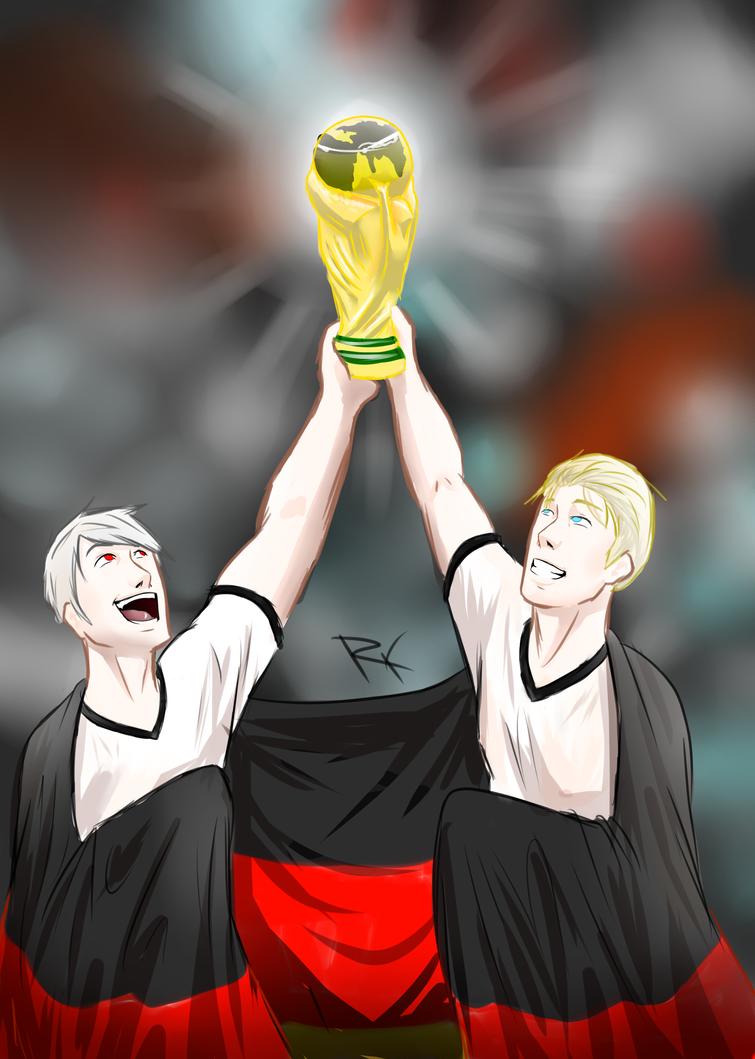 German Champions by ReikoKasane