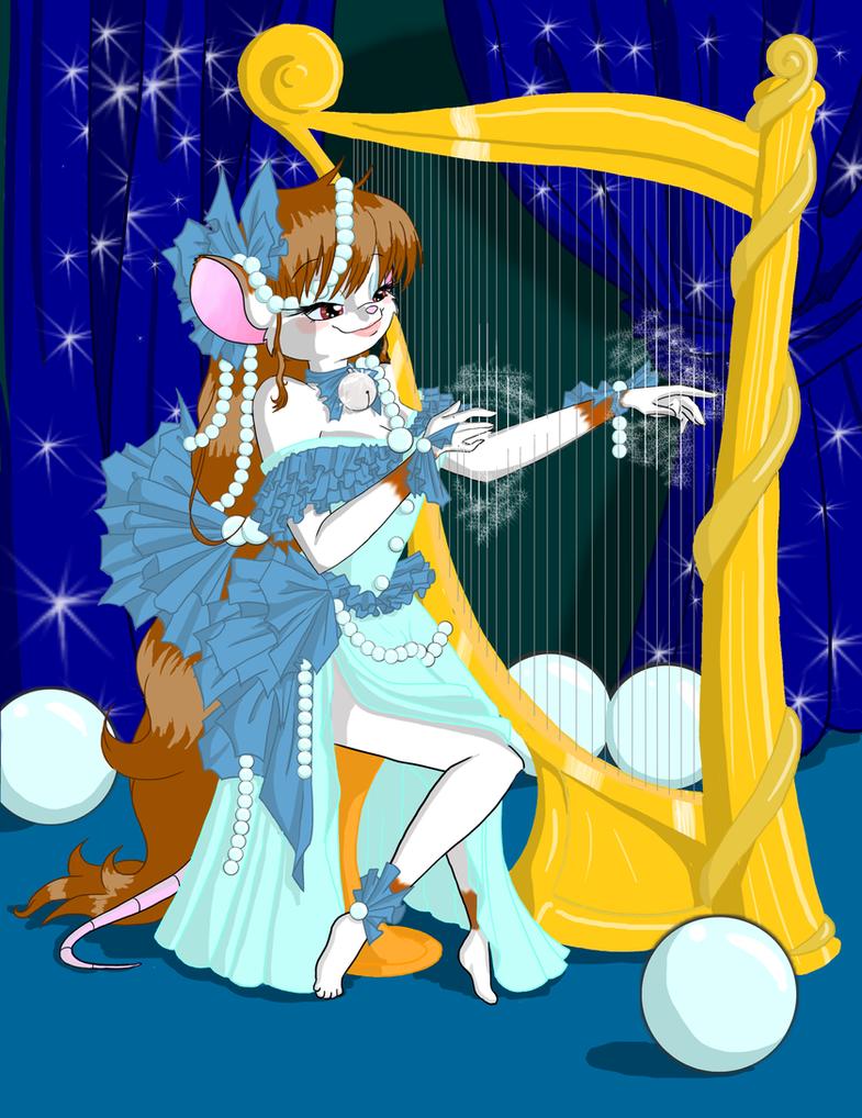 Harp by Ichi-CooCoo