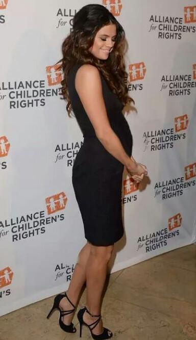Selena Gomez Pregnant 5 by titanicyapp on DeviantArt