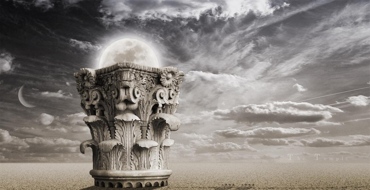 The Temple by Elementarsatz