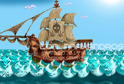Mar by bandro