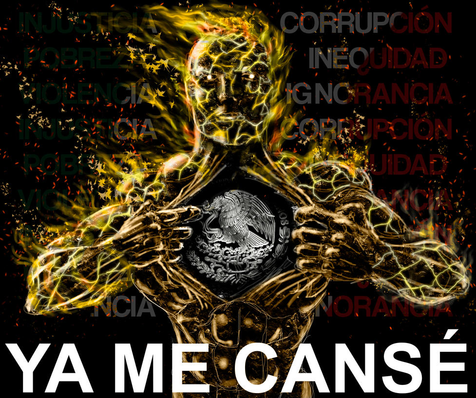 Ya Me Canse by bandro