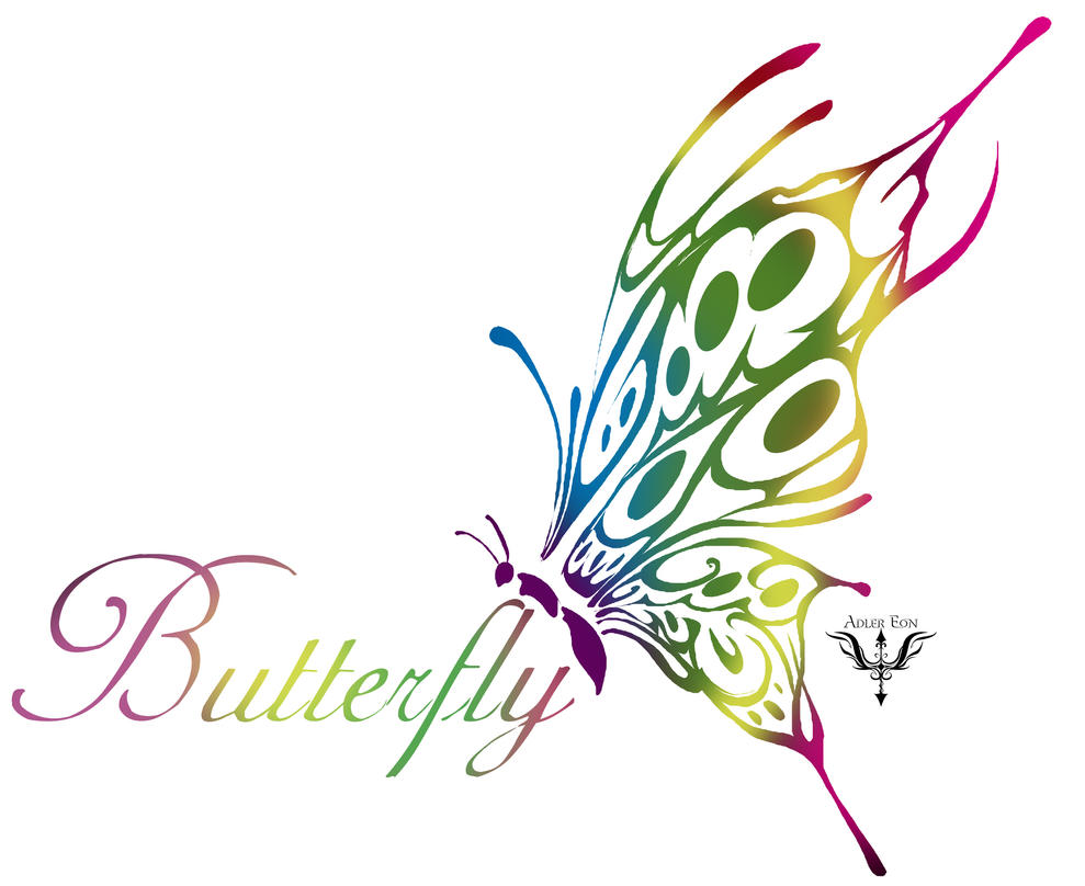 Butterfly Color by bandro