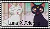 Luna X Artemis stamp by LadyRebeccaStamps