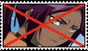 Stamp request: Anti Yoruichi by LadyRebeccaStamps