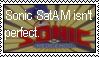 Stamp Request: Sonic SatAM isn't perfect by LadyRebeccaStamps